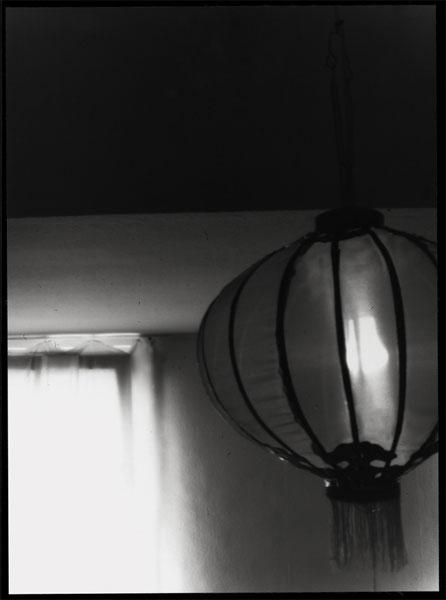 Gabriele Kaiser | Serie Nachtwache | Leinen und Seide | © beim Fotografen