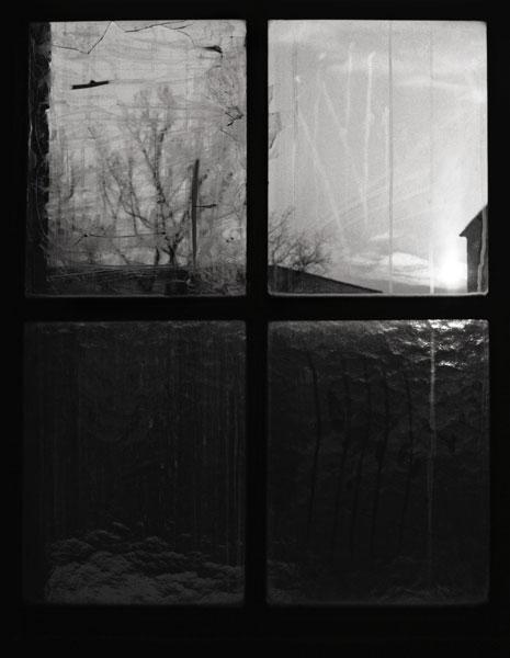 Katarina Ivanisevic | Frankfurt V | Serie: Fenster – Ausblicke, Einblicke, Durchblicke 2009/10 | © beim Fotografen