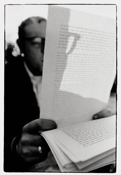 Jo Henker | Unbekannter Schriftsteller | © beim Fotografen
