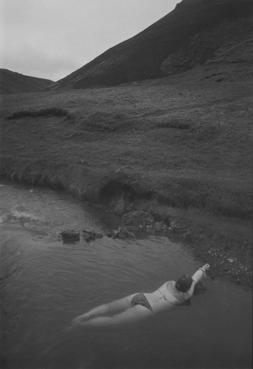 Marie Dann | Venus auf dem Mars | 2014 | Baryt Handabzug | © beim Fotografen