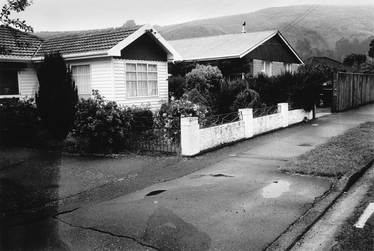 Jenny Fitz | reverse dip-slip fault | 2012 | Handabzug Baryt (Oriental) | © beim Fotografen