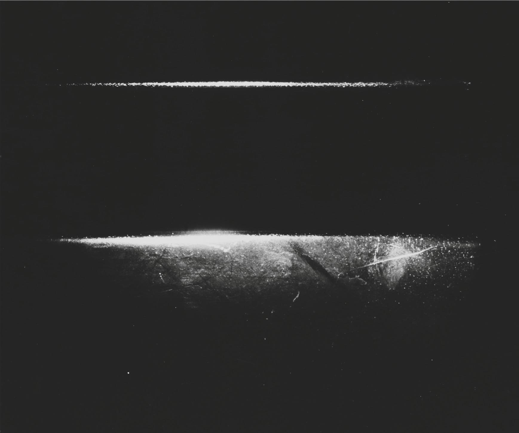 Johanna Daab | Horizont, 2007 | 100 x 85 cm, Silbergelatineabzug
