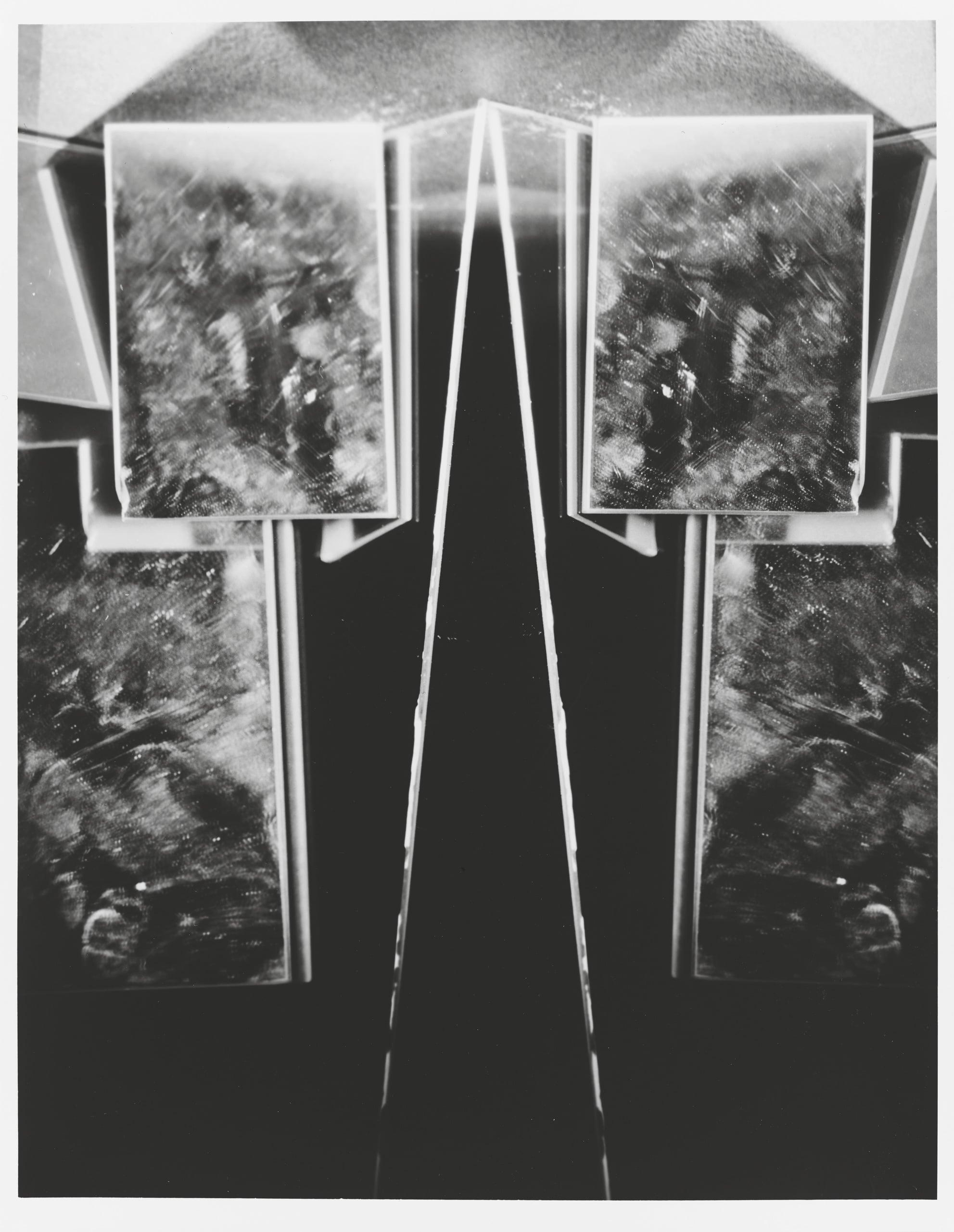 Johanna Daab | Flash of Apperance, 2017 | 60 x 80 cm, Silbergelatineabzug