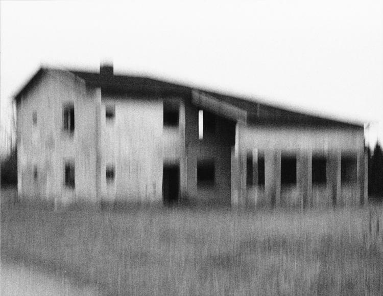 Jan Ladwig | Wollseifen 1 | 2012 | Handabzug vom Kleinbild-Negativ | © beim Fotografen