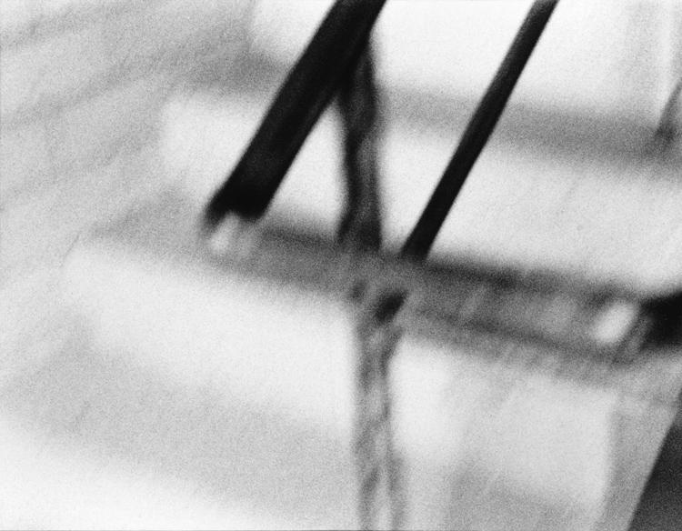 Jan Ladwig | Wollseifen 4 | 2012 | Handabzug vom Kleinbild-Negativ | © beim Fotografen