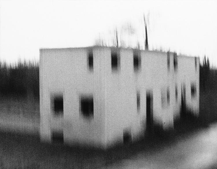 Jan Ladwig | Wollseifen 5 | 2012 | Handabzug vom Kleinbild-Negativ | © beim Fotografen