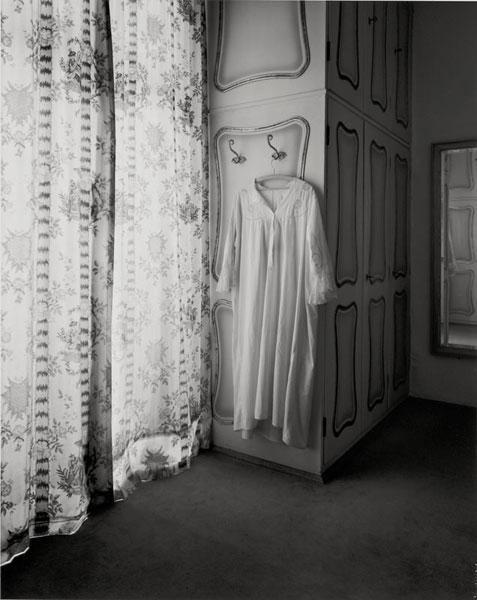 Johanna Diehl | Serie: Gefrorene Räume | Haus Hamberger, Rosenheim 5 | © beim Fotografen