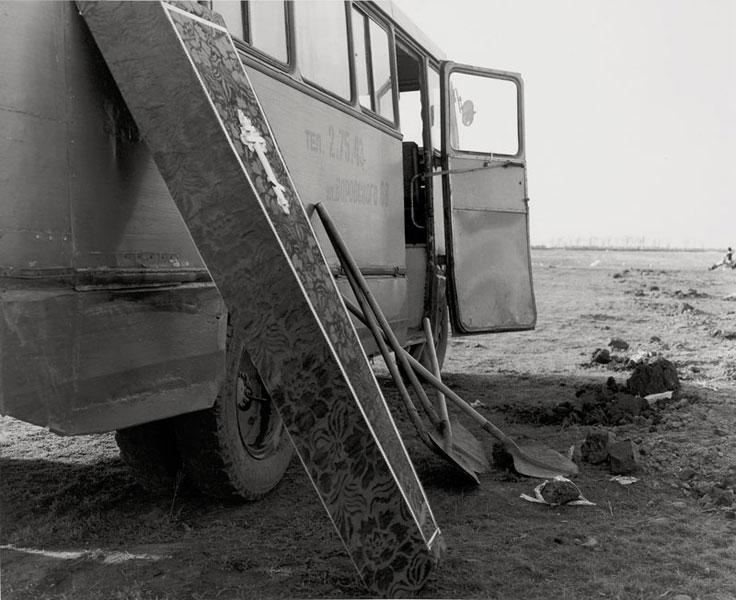 Natalia Ravior | Abschied nehmen | © beim Fotografen