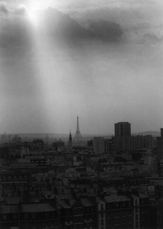 Cornelius Popovici | Paris je t'aime , o.T. 2 | 2012–2014 | Kleinbild-Negativ | © beim Fotografen