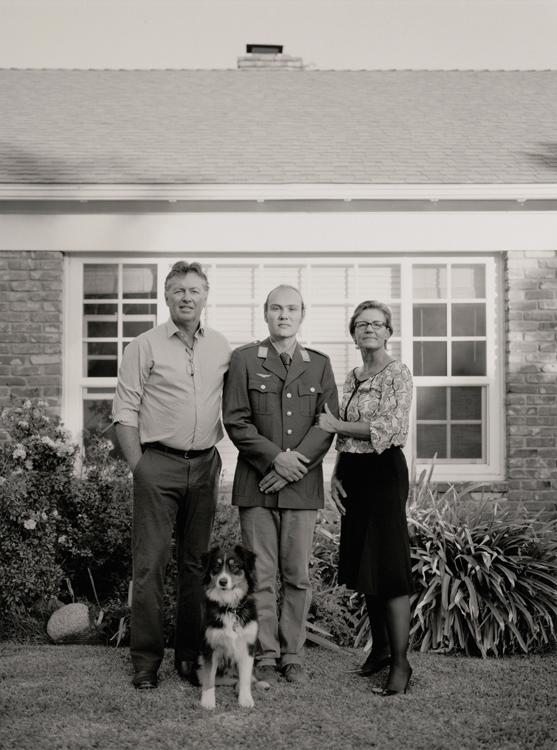 Preisträger 2014: Christian Retschlag | Family Portrait | 2013 | Silbergelatine | © beim Fotografen