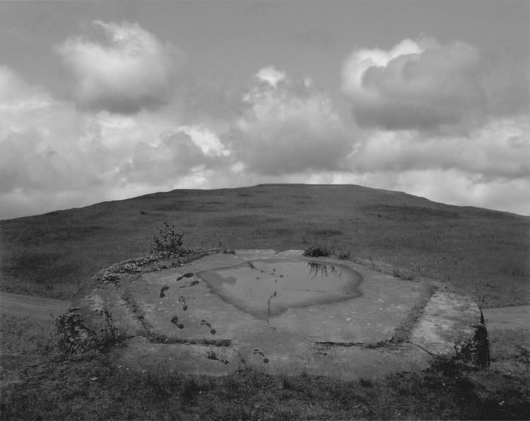 Laura Yawira Scheffer | Die Reste des Einst | 2013 | Mischtechnik | © beim Fotografen