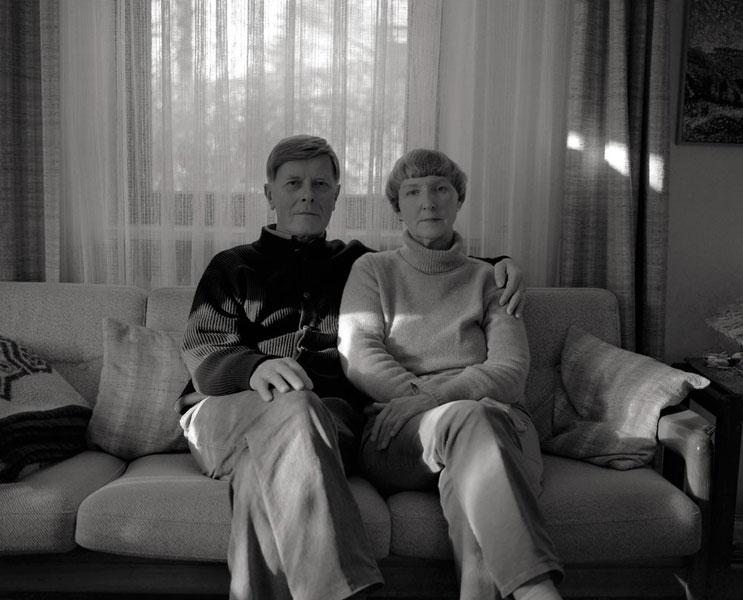 Hermann Wendler | Portrait des parents (Bild der Eltern) | © beim Fotografen