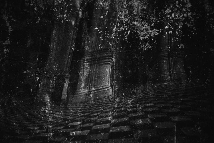Sandra Westermann | Orte der Melancholie IV | 2013 | digital fotografiert und bearbeitet | © beim Fotografen