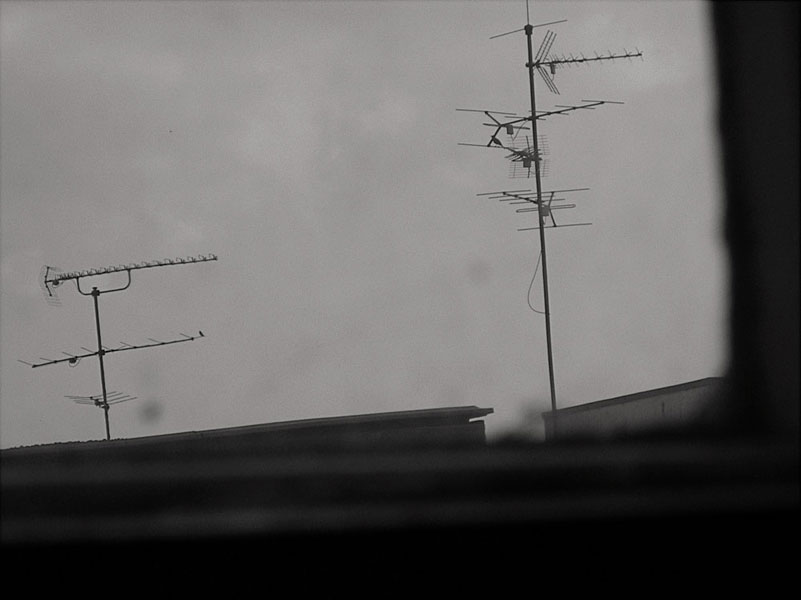 Anna Tsianou | Zwei Antennen III | © beim Fotografen
