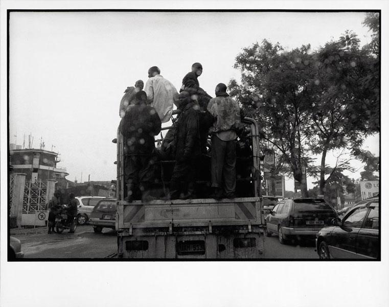 Alexander Janetzko | o.T. 1 | Serie Kabalagala | © beim Fotografen