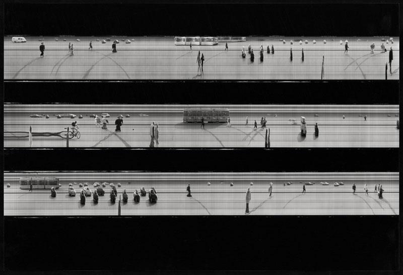 Udo Geisler | Schattenspiele 1 – 3 | © beim Fotografen