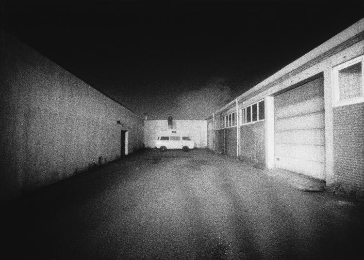 Michael Birmanns | Overview Effect | 2012 | Barytabzug | © beim Fotografen