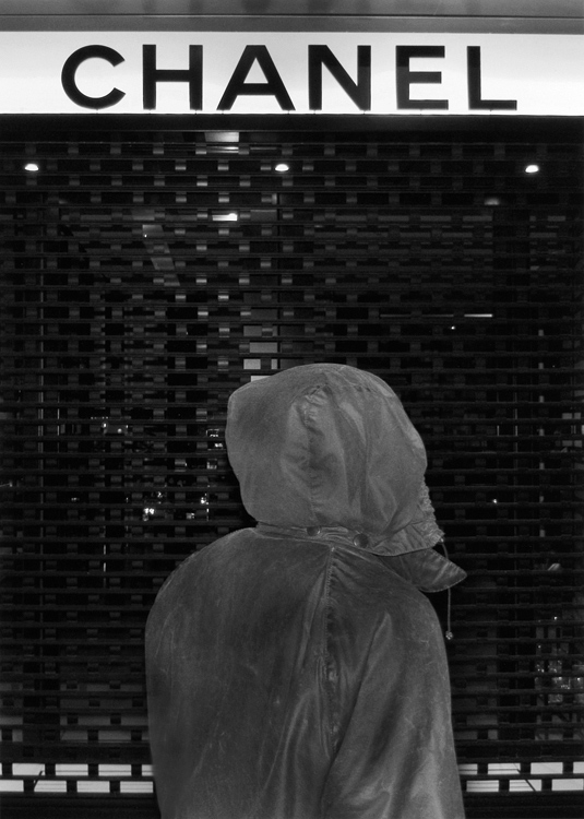 Cornelius Popovici | Paris je t'aime , o.T. 4 | 2012–2014 | Kleinbild-Negativ | © beim Fotografen