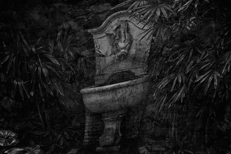 Sandra Westermann | Orte der Melancholie II | 2013 | digital fotografiert und bearbeitet | © beim Fotografen