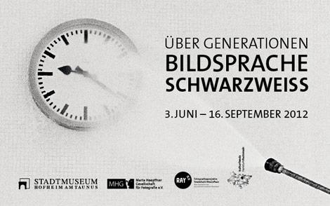 ÜBER GENERATIONEN: Bildsprache Schwarzweiß im Stadtmuseum Hofheim am Taunus