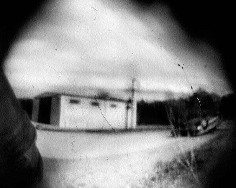 Sonderpreis 2011: Stefanie Schroeder | Serie: Irak Rotation | Industrial Site | © beim Fotografen